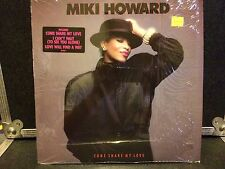 Miki Howard LP Come Share My Love VG++