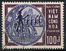South Vietnam 1965 SG#S232, 100p Hung vuong Used #D2530
