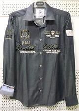 PETER COOK BARCELONA CAMISA Chemise Camicia рубашка Shirt Hemd Skjorte SIZE M
