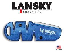 LANSKY Sharpeners 5 in 1 QuadSharp Mulit Angle Pocket Sharpener