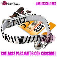 COLLARES PARA GATOS COLLARES PARA PERROS COLLAR GATO PERRO HURON CASCABEL