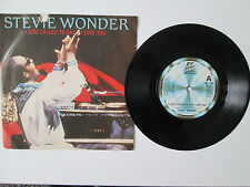 Stevie Wonder - I Just Called to say I Love you - 7in Single 1984 uk release