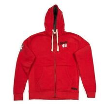 Honda Vintage Collection Genuine Vintage Red Hooded Jacket NEW