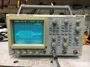Iwatsu Oscilloscope SS-7811 100MHz