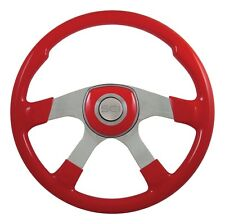 "Semi Truck 18"" Steering Wheel For Peterbilt Kenworth Freightliner Volvo Mack"