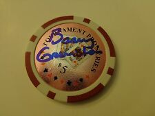 BARRY GREENSTEIN World Series of Poker WSOP Signed Autographed POKER CHIP