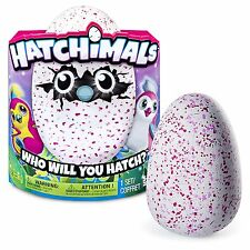 Hatchimals- Yellow-Pink or White-Pink, Pengualas New Mint In Box, Mib