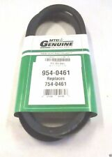 Genuine MTD 954-0461 Drive Belt Fits Cub Cadet Huskee Yard Machines Yard-Man OEM