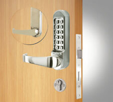 Codelocks CL520 Mechanical Push Button Code Lock in Stainless Steel