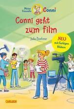 Conni geht zum Film / Conni Erzählbände Bd.26 von Julia Boehme (2015, Gebundene Ausgabe)