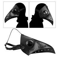 Masque De Peste Docteur Steampunk Long Nez Bec Masque De Déguisement