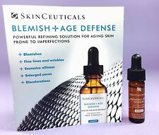 SkinCeuticals Blemish + Age Defense 6 Travel Samples *TOP SELLER** New in Box