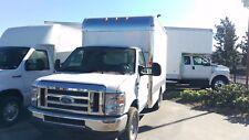 Ford Transit E350 12ft roll up truck gas sprinter gmc hino isuzu F550 F650 F750