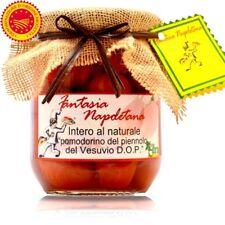 """Pomodorino del Piennolo del Vesuvio Dop """"Intero Al Naturale"""" - Offerta 3 Pezzi"""