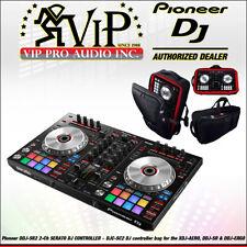 Pioneer DDJ-SR2 2-Ch Double Deck SERATO DJ CONTROLLER + DJC-SC2 Controller  Bag