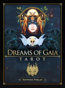 Dreams of Gaia Tarot Cards by Ravynne Phelan 9781922161956