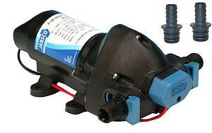 Jabsco Par Max 1.9 Automatic water pump 24v 31295-0094