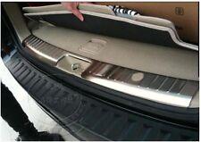 Edelstahl Ladekantenschutz innen Hyundai Santa Fe 2010