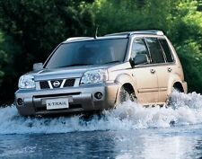 Nissan xtrail 2001-2007 T-30 Workshop Service repair Manual on CD