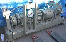 rotational machine  5.5 hp AC 3 hp DC motors motor reaction dyno eddy current