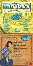 CD 6 TITRES - MAXI DANCE VOLUME 5