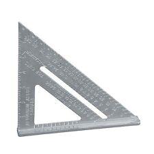 2  TEKTON 7135 Aluminum Quick Square, 7-Inch All In One Rafter Angle Square