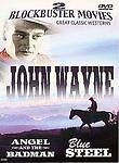 John Wayne - Double Feature: Angel and the Badman/Blue Steel (DVD)