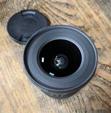 SIGMA 10-20mm F4-5.6 EX DC HSM Ultra Wide Angle AF Lens for NIKON - Very Nice!