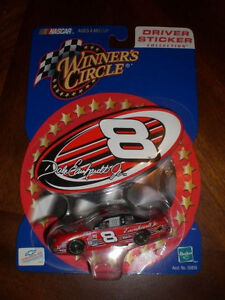 Dale Earnhardt Jr Winners Circle Driver Sticker Collection 1:64 2000