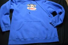 Paul Frank Blue Youth Large ( SIZE UNKNOWN) Pullover Sweatshirt Hoodie