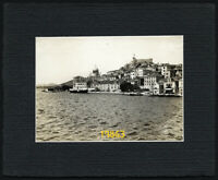Sebenico (Sibenik), Adria, Larger size mounted Photograph, 1912 Austria Monarchy