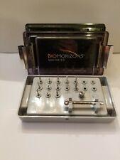 Biohorizons laser-lok 3.0 surgical implant kit