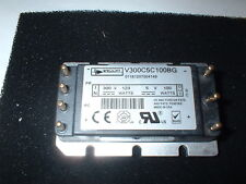 V300C5C100BG Isolated Module DC DC Converter 1 Output 5V 20A Input 180V - 375V