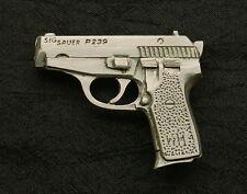 Empire Pewter Sig Sauer P239 Handgun Pewter Pin