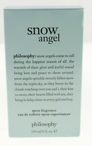 PHILOSOPHY Snow Angel 4 oz. Eau de Toilette New in Box
