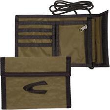 CAMEL ACTIVE Brustbeutel Geldbörse - super flach - Portemonnaie Stoff Geldbeutel