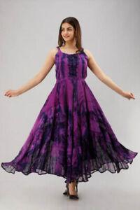 Jordash Dress Multi Purple XXL