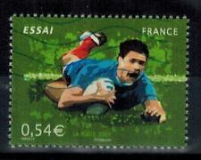 timbre France n° 4065 oblitéré année 2007