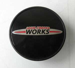 Genuine Used MINI JCW John Cooper Works Alloy Wheel Hub Centre Cap - 6778917