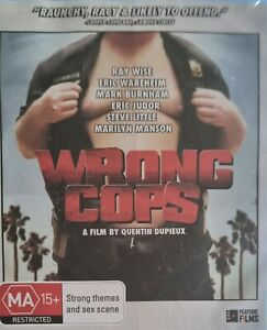 Wrong Cops (Blu-Ray, 2015) *New & Sealed