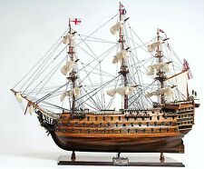 HMS Victory - Model Ship from Old Modern Handicrafts - Fully Assembled