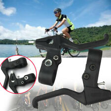 1Pair Bike Brake Lever Shifters Dual Control Speed Road Handle Left Right