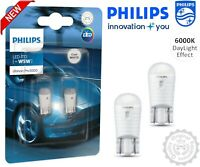 Philips W5W LED T10 Ultinon Pro3000 SI Cool White 6000K Car signalling bulb 12V
