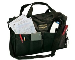 Jeppesen Student Pilot Flight/Book Bag - 10001301-000 (JS621212)