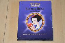 Coffret DVD Blanche Neige et les Sept Nains - édition collector