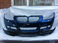 BMW E92 E93 COUPE CONVERTIBLE  AERO STYLE FRONT LIP SPOILER SPLITTER 2006 UK
