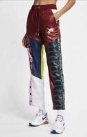 Nike Sportswear NSW Women's Woven Track Pants AR2940-677 Size Medium NWT