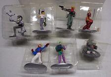 DC COMICS WILDCATS (7) PIECE PVC FIGURE SET LOOSE FIGURES
