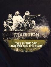 "Notre Dame ""Fighting Irish"" 2006 Football Tradition T-Shirt - Size L"