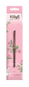 KillyS Japan Adventure pędzel do brwi i eyelinera/ Angled eyebrow brush